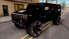 Hummer H2 Batman Edition