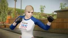 Gun Running Female Skin