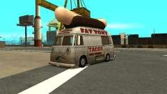 HotDog Fat Tony Tacos Tining 4X4