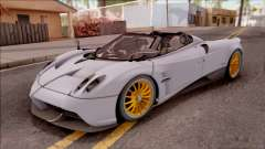 Pagani Huayra Roadster 2017 pour GTA San Andreas