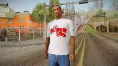 GTA 5 Special T-Shirt v3 pour GTA San Andreas