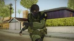 MSF Custom Soldier Skin 1