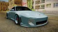 Porsche 997 Old & New 2008 für GTA San Andreas