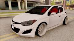 Hyundai i20 pour GTA San Andreas