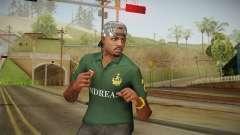 GTA 5 Online Guillermo Skin für GTA San Andreas