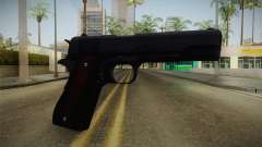 Mirror Edge Colt M1911 v1