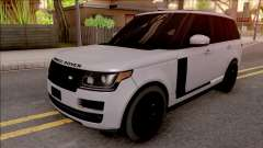 Range Rover Vogue Sport 2017 pour GTA San Andreas