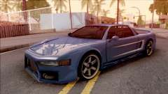 BlueRay Dodge Infernus pour GTA San Andreas