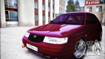VAZ 2112 Turbo für GTA San Andreas