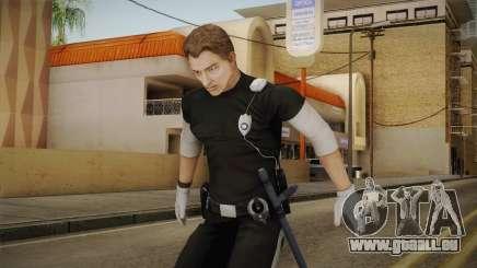 Mirror Edge Cop Patrol v2 für GTA San Andreas