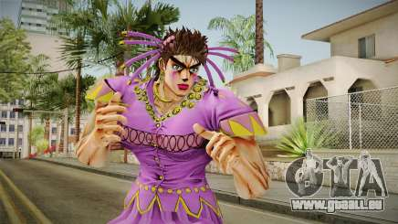 JJBA Eyes of Heaven Tequila Joseph pour GTA San Andreas