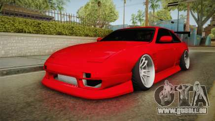 Nissan S14 240SX Front End für GTA San Andreas