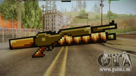 Metal Slug Weapon 9 für GTA San Andreas