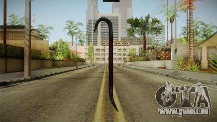 Silent Hill Downpour - Crowbar SH DP für GTA San Andreas
