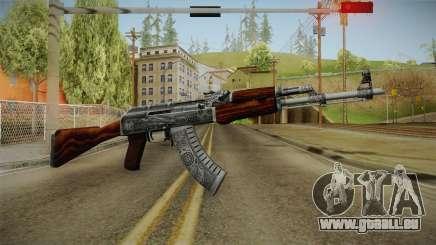 CS: GO AK-47 Cartel Skin für GTA San Andreas