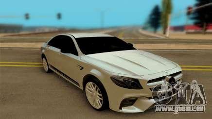 Mercedes-Benz E63 AMG W213 pour GTA San Andreas