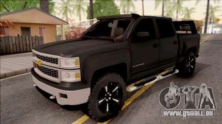 Chevrolet Silverado 2015 Off-Road pour GTA San Andreas