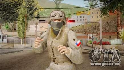 Soldado del Ejercito Chileno pour GTA San Andreas