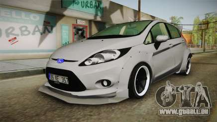 Ford Fiesta Rocket Bunny pour GTA San Andreas
