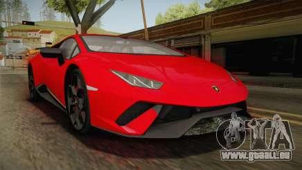 Lamborghini Huracan Performante LP640-4 2017 v1 pour GTA San Andreas