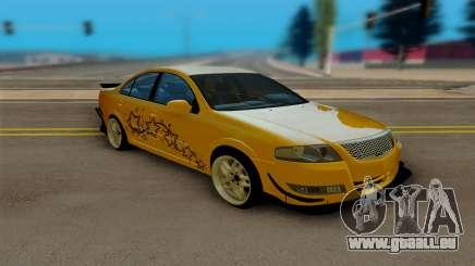Nissan Almera pour GTA San Andreas