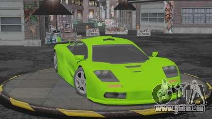 Progen GP1 SA Style für GTA San Andreas
