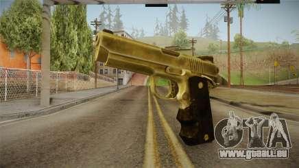 Silent Hill Downpour - Golden Gun SH DP für GTA San Andreas