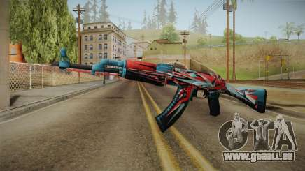 CS: GO AK-47 Point Disarray Skin pour GTA San Andreas