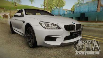 BMW M6 Coupe (F13) pour GTA San Andreas