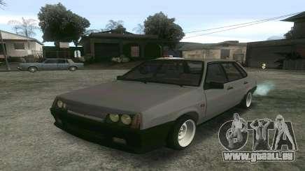 VAZ 21099 Agressif pour GTA San Andreas