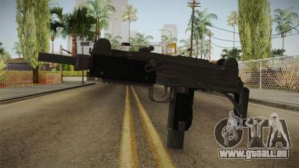 Battlefield Hardline Uzi für GTA San Andreas