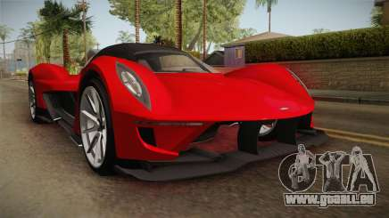 GTA 5 Dewbauchee Vagner SA pour GTA San Andreas