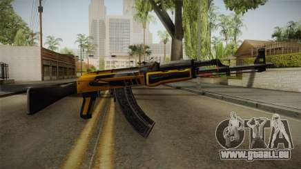 CS: GO AK-47 Fuel Injector Skin pour GTA San Andreas