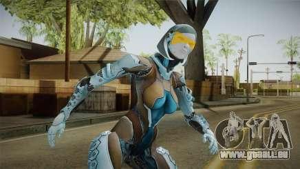 Mass Effect 3 EDI ALternative Appearence pour GTA San Andreas