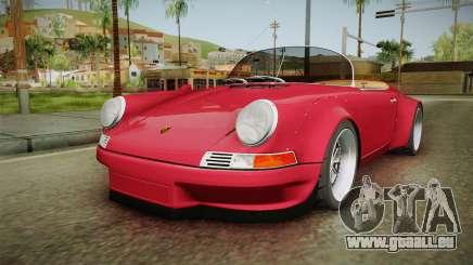 Porsche 911 RWB Speedster 1984 pour GTA San Andreas