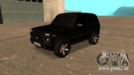 Lada Urban Dorjar Armenian pour GTA San Andreas