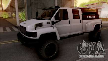 GMC Topkick C4500 Off-Road pour GTA San Andreas