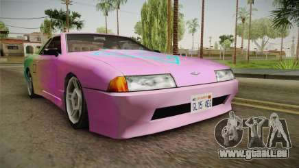 New Elegy Paintjob v2 pour GTA San Andreas