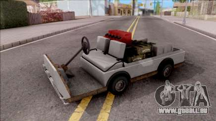 Caddy from GTA 5 DLC GunRunning für GTA San Andreas
