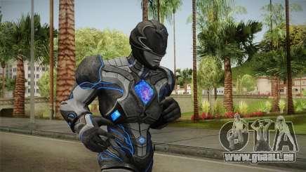 Black Ranger Skin pour GTA San Andreas