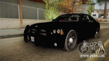 Dodge Charger 2010 Police pour GTA San Andreas