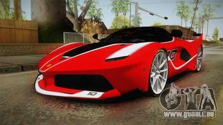 Ferrari FXX-K pour GTA San Andreas