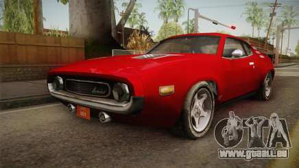 Driver PL - Cerrano pour GTA San Andreas