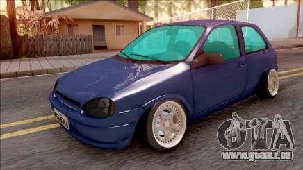 Chevrolet Corsa B Stance pour GTA San Andreas