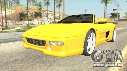 Ferrari F355 Spider pour GTA San Andreas