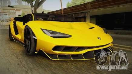 Lamborghini Centenario LP770-4 v1 pour GTA San Andreas