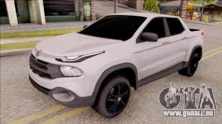 Fiat Toro 2017 für GTA San Andreas