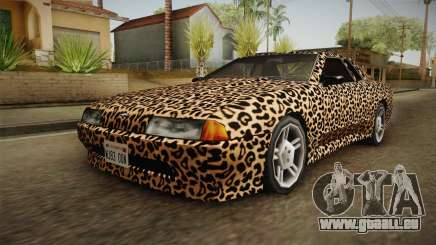 New Elegy Paintjob v3 pour GTA San Andreas