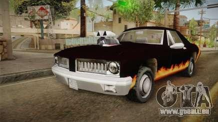 GTA SA DLC - Diablo Stallion pour GTA San Andreas