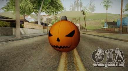 Green Goblin Classic Pumpkin Grenade für GTA San Andreas